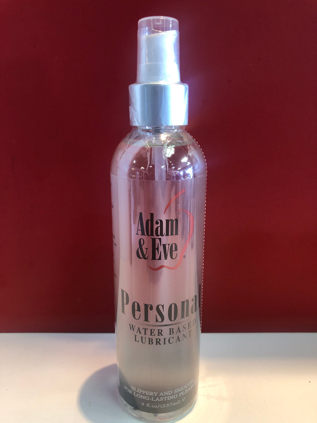 ADAM & EVE PERSON LUBRICANT 8 OZ