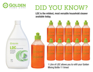 LDC® Concentrated Light Duty Cleaner
