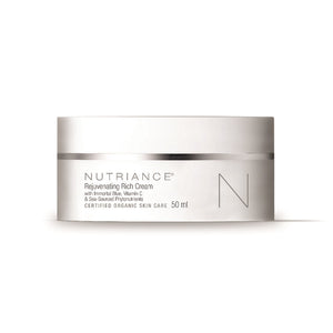 Nutriance Organic Rejuvenating Rich Cream (All skin types)