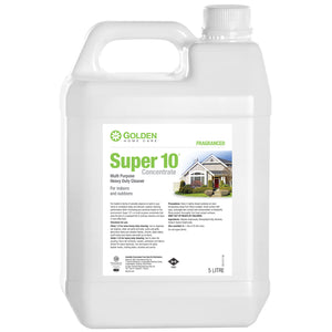 Super 10® Concentrated Extra Heavy Duty Cleaner