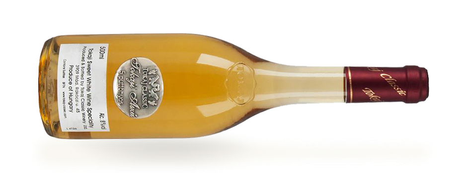 Tokaj Aszu 5 Puttonyos | De Mour Wine Club