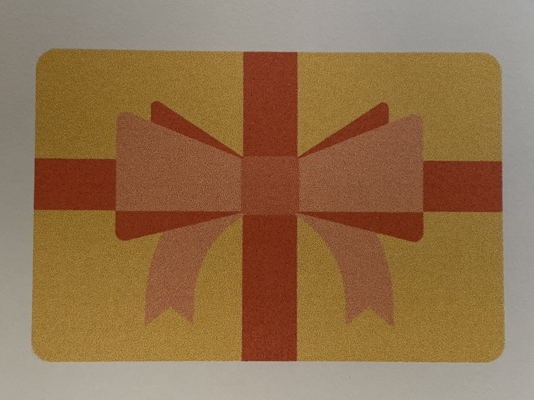 Vanilla Tree Gift Card