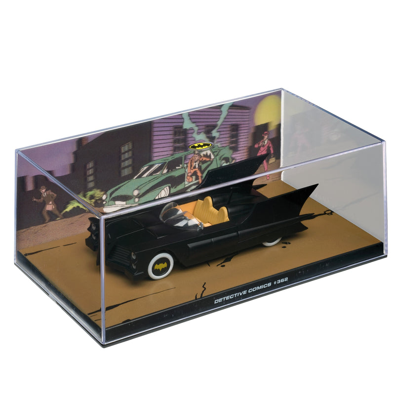 #191 Licenced Collectibles - Eaglemoss Batmobiles RRP £5500 *Box Damaged Items*