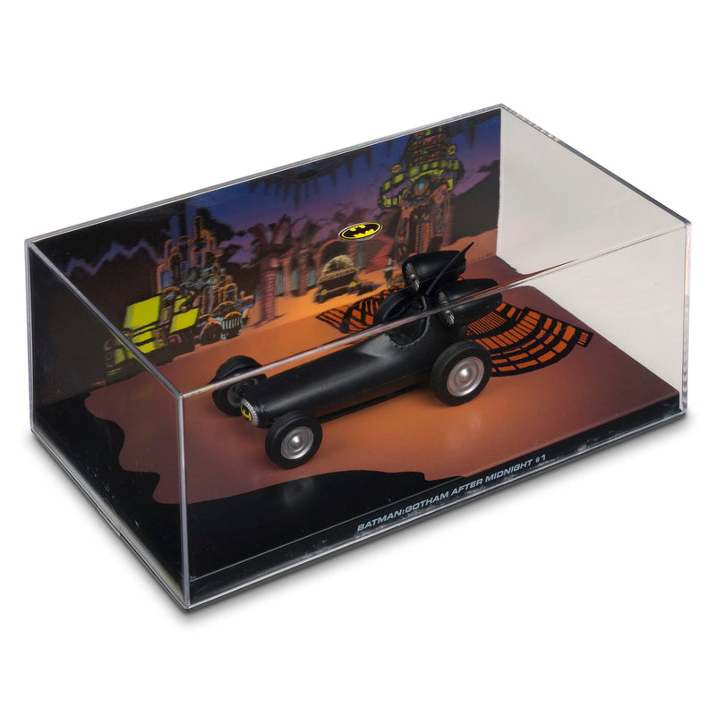 #190 Licenced Collectibles Eaglemoss Batmobiles RRP £5500 *Box Damaged Items*