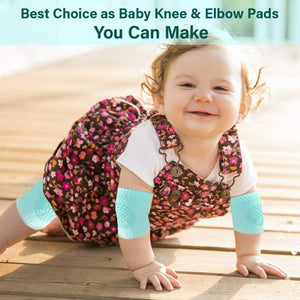 Baby Knee and Elbow Safety
