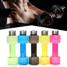 Load image into Gallery viewer, Dumbbell Water Bottle Pack Of 3