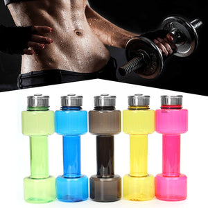 Dumbbell Water Bottle Pack Of 3