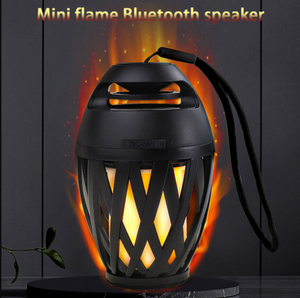 SI FLAME BLUETOOTH SPEAKER