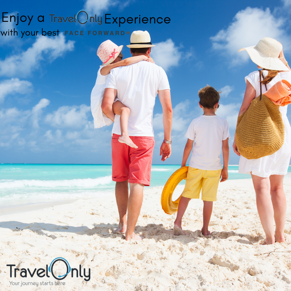 Enjoy a TravelOnly Experience with your Best Face Forward