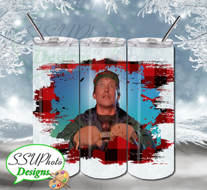 National Lampoon Christmas Tumbler