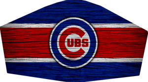 Chicago Cub Baseball Mask Collections