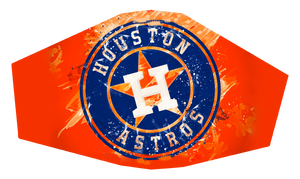 Houston A Baseball mask collections
