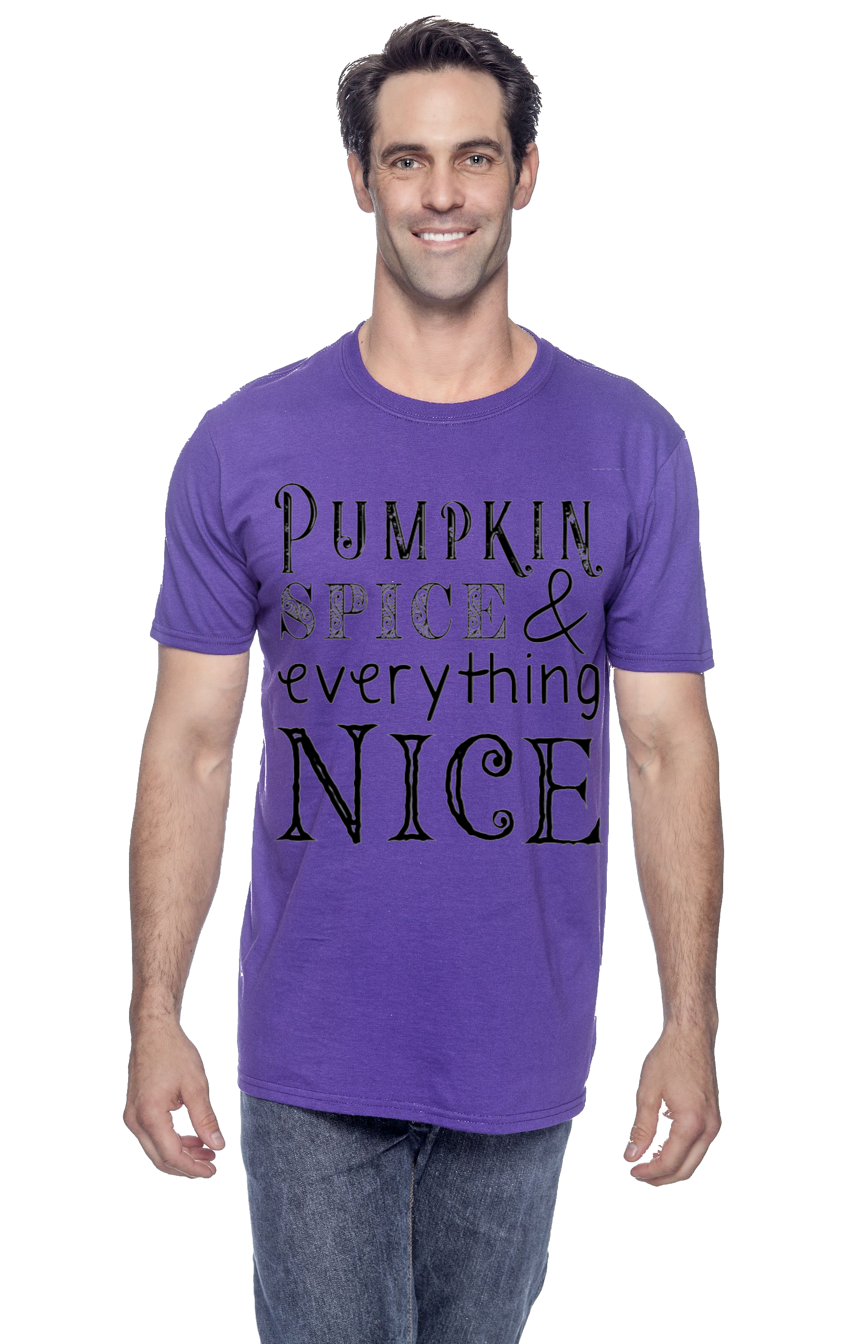 Pumpkin Spice & Everything Nice T-shirt