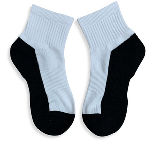 ANKLE CUT ATHLETIC SOCKS
