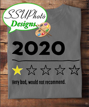 2020 Review T-Shirts