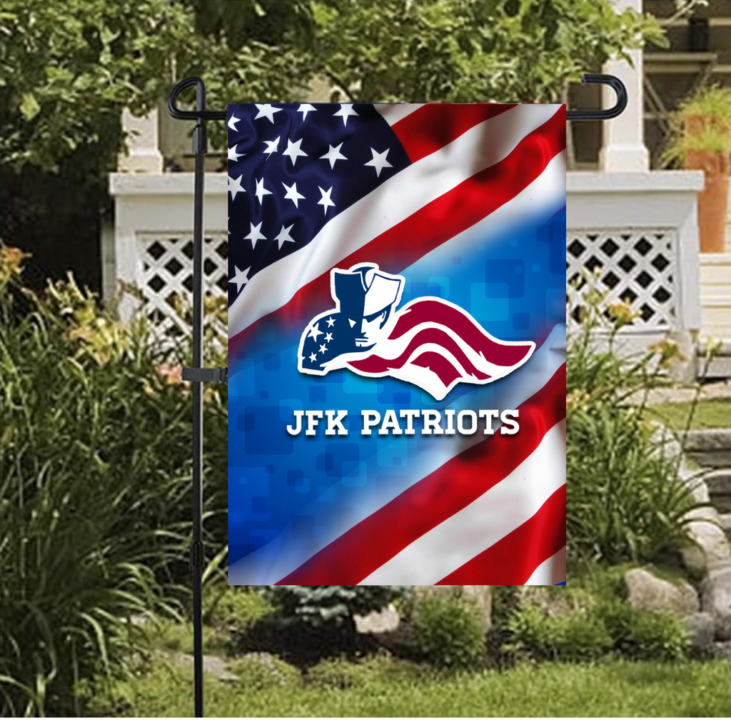 JFK School Garden Flag