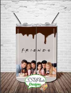 Friends 20oz Tumbler