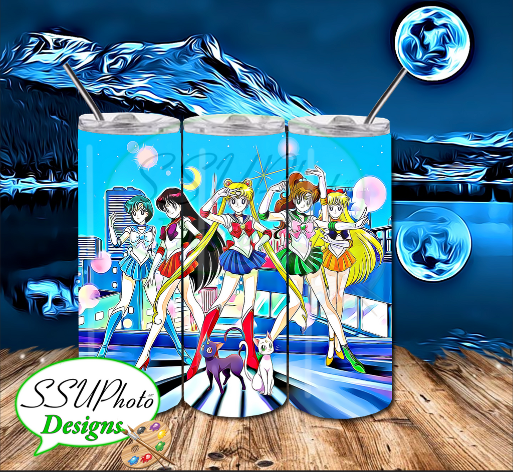 Sailormoon1 Tumbler