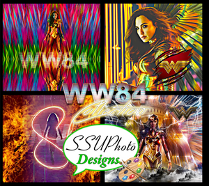 WW84 Collection Collection Tumbler