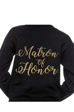 Matron of Honor Wedding Apparel