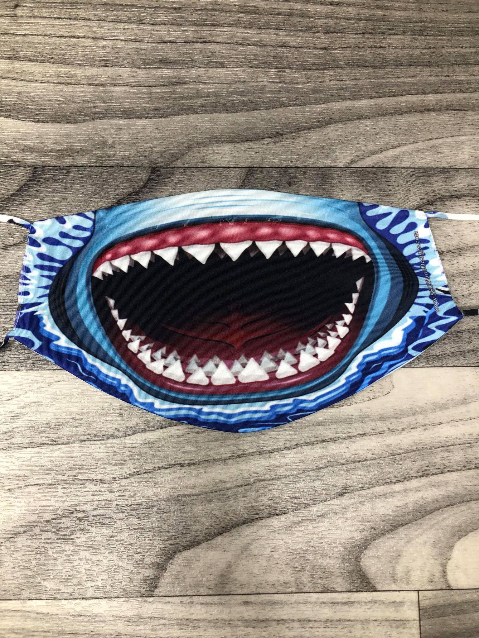 Shark Face Mask Clearance