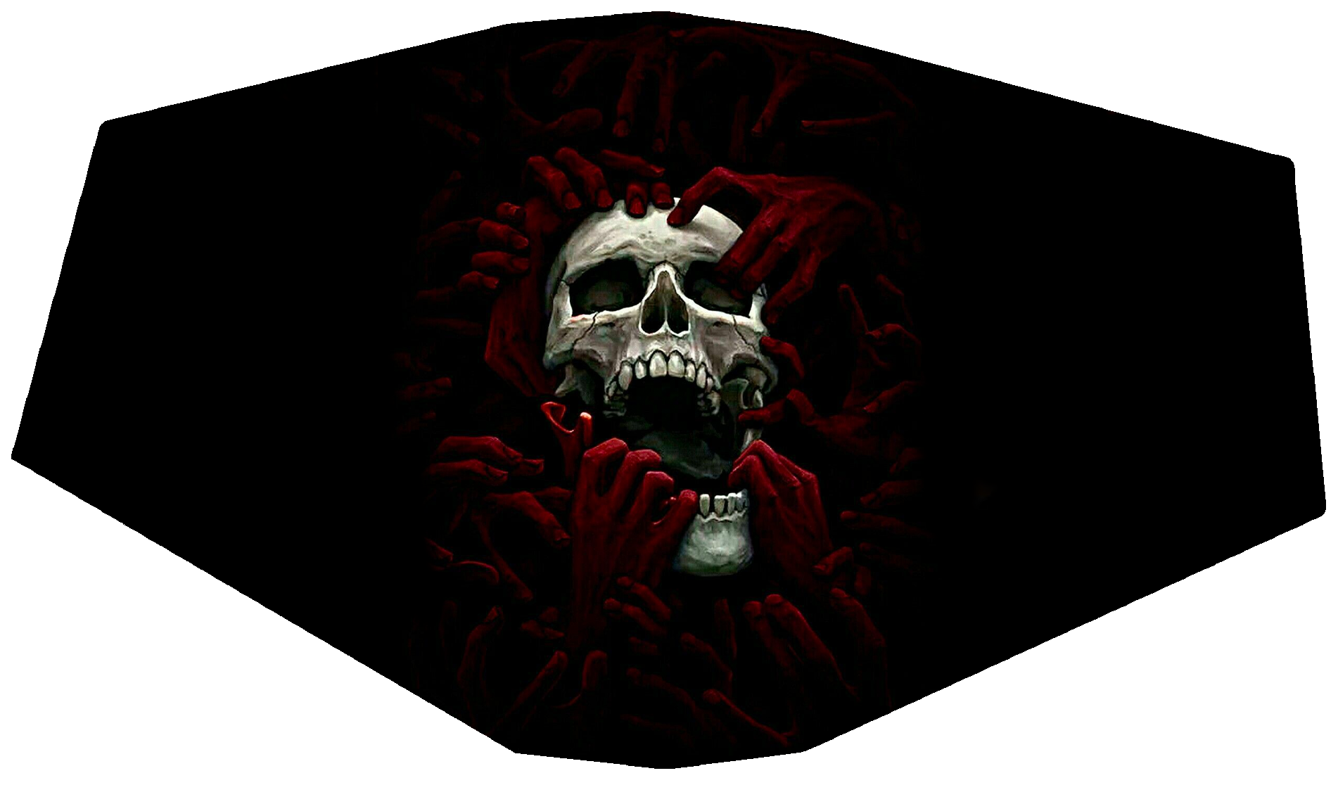 Skull 13 mask Collection 1 Digital Silky Templates