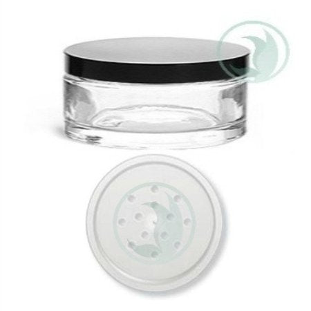 1 - Foundation Size Jar with Sifter Option