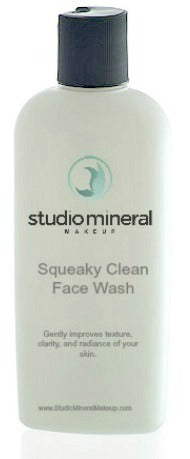 Squeaky Clean Face Wash w/ Tea Tree Oil / Fights Acne and Breakouts