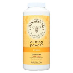 Burts Bees - Powder - Dusting - 7.5 oz