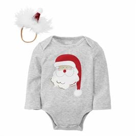 Onesie with Santa Hat