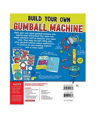 Make a Gumball Machine