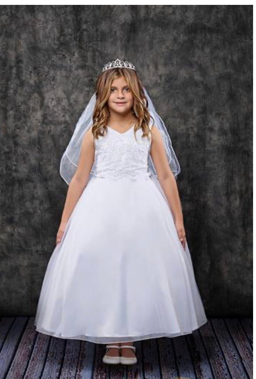 Flower Girl/ First Communion Dress
