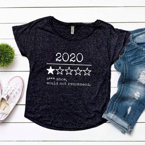 2020 Do Not Recommend Shirt