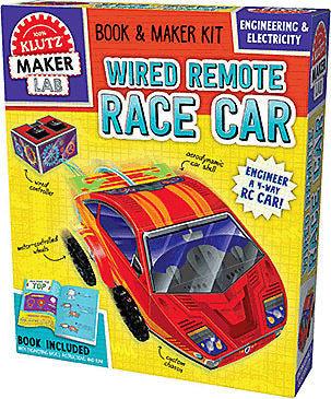 Creat Your Own Remote Control Car