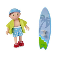 Load image into Gallery viewer, Little Friends Colin the Surfer Dude