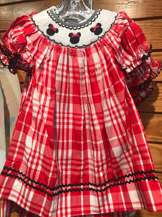 Minnie Smocked Bishop