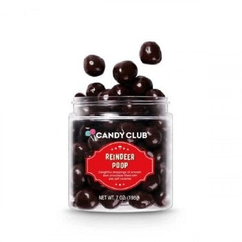 Reindeer Poop Candy Club