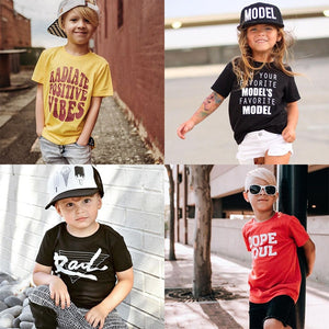 Cool Summer Kids Tees