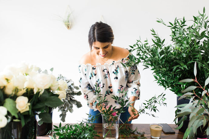 CARLA'S TOP 3 FLOWER CARE TIPS