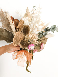 FOREVER Dried Bouquet