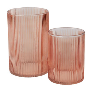 Bella Blush Vase