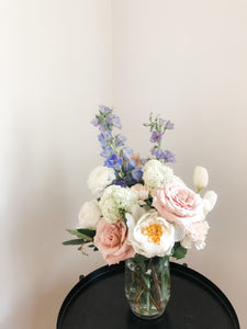 In Bloom Vase