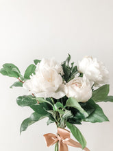 Load image into Gallery viewer, 'Lovely' Peony Bouquet
