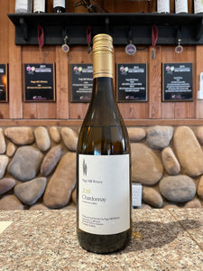Page Mill Winery Chardonnay Livermore California 2018