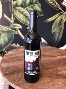 River Run Zinfandel Santa Cruz California 2015