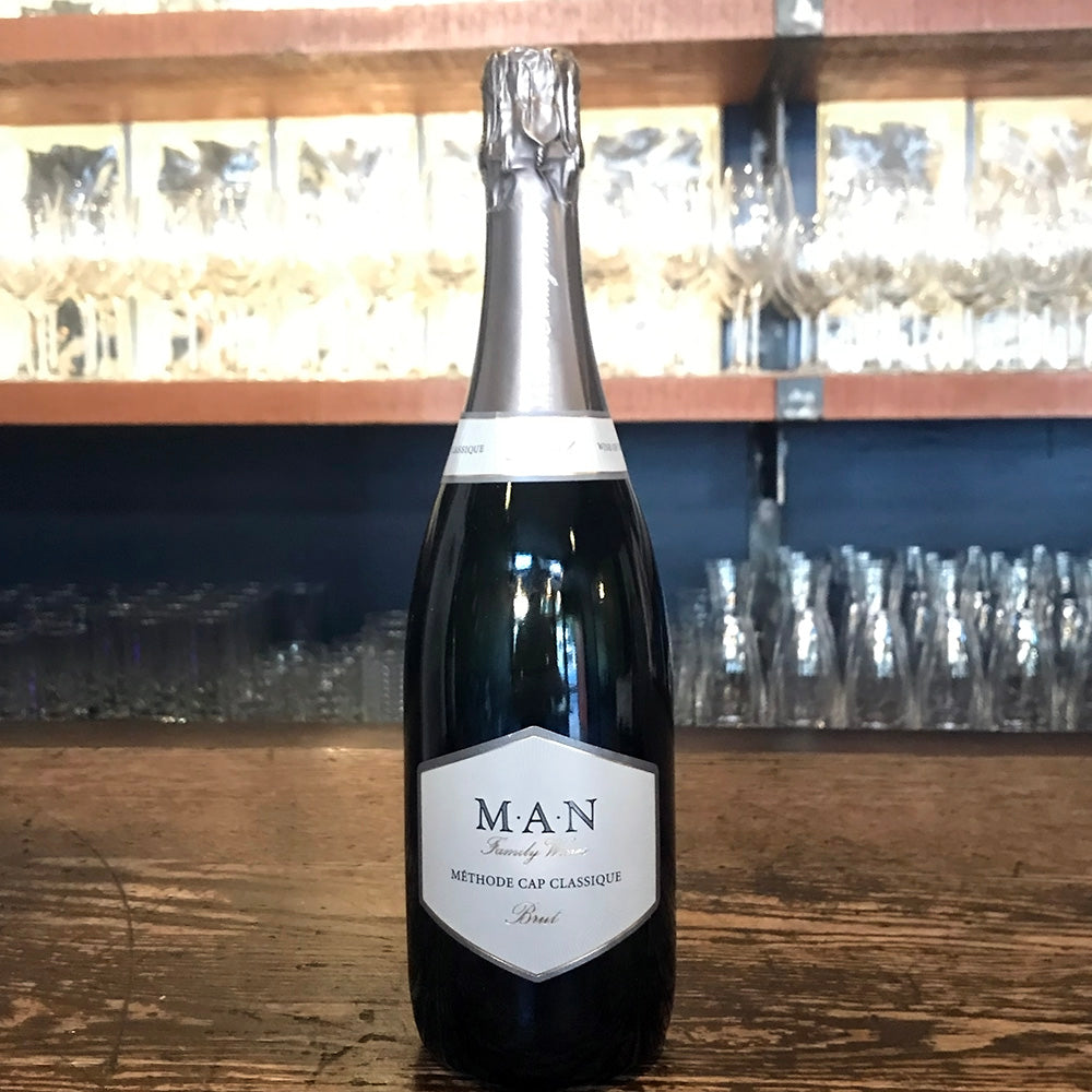 MAN Family Wines Brut Coastal Region South Africa NV