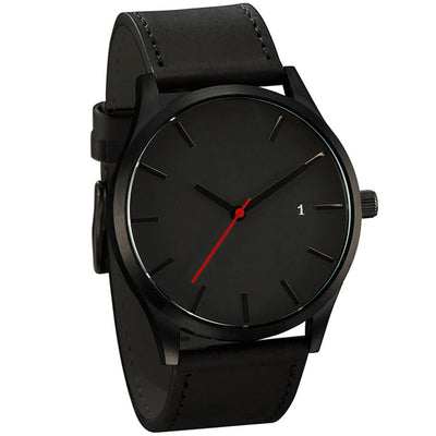Men's Watch Sports Minimalistic Watches For Men Wrist Watches Leather Clock erkek kol saati relogio masculino reloj hombre 2020 - Product upscale