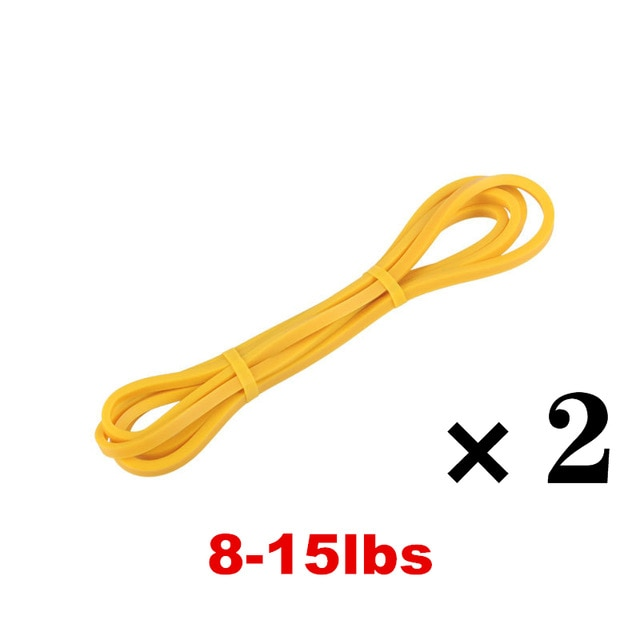 gym Rubber Resistance Bands Yoga Band Elastic Loop Crossfit Pilates Fitness Expander Pull up Strength Unisex Exercise Equipment - Product upscale