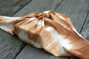 Furoshiki Wrapping Cloth to wrap a lunch box - Xiapism Natural Dye