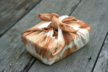 Load image into Gallery viewer, Furoshiki Wrapping Cloth wrap a lunch box - Xiapism Natural Dye